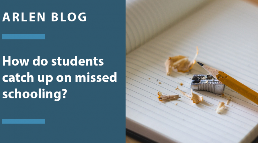 How do students now catch up on missed school time?